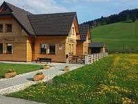 Velké Karlovice ubytování 25 lidí  ubytování