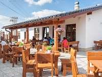 Restaurace terasa - Frenštát pod Radhoštěm