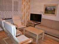 obývací pokoj + 2 přistýlky