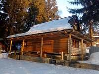 Levné ubytování Vodní nádrž Horní Bečva Chalupa k pronajmutí - Horní Bečva