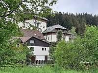 U Milušky - chalupa ubytování Velké Karlovice