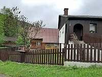 U Milušky - chalupa k pronajmutí Velké Karlovice