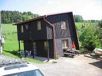 Chata k pronajmutí - okolí Horní Bečvy