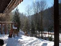 Chaloupka U Lesa - chalupa - 26 Velké Karlovice