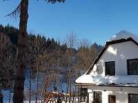 Chaloupka U Lesa - pronájem chalupy - 1 Velké Karlovice