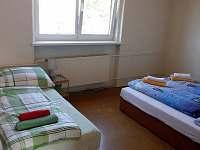 Horní pokoj pro 4 osoby