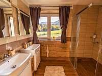 koupelna k pokoji č.2 a č.3 - Kunčice pod Ondřejníkem