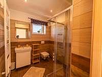 koupelna s wc k pokoji č.4 - Kunčice pod Ondřejníkem