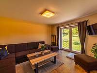 splečenská místnost - chalupa ubytování Kunčice pod Ondřejníkem