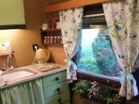 Kuchyň - pronájem chaty Frýdlant nad Ostravicí