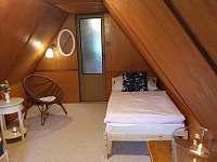 Modrá ložnice - chata k pronajmutí Frýdlant nad Ostravicí
