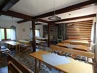 Společenská místnost - chata ubytování Valašské Klobouky