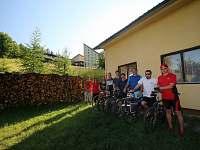Startovní bod pro milovníky cykloturistiky - Valašské Klobouky