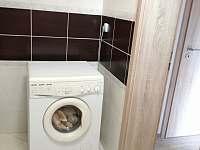 Chata ALDI, WC+pračka 2 - pronájem Prostřední Bečva