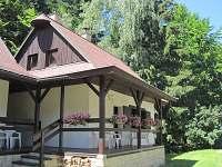 Chalupa k pronajmutí - dovolená Koupaliště Velké Karlovice rekreace Horní Bečva
