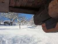 Roubenka pod Kyčerou - chata k pronajmutí - 20 Huslenky