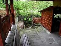 potok - chata ubytování Řeka