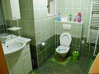 WC a sprcha - Řeka