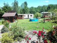 Levné ubytování Bazén Fryčovice - FRY Relax centrum Chatky na horách - Pstruží
