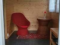 Vstup do chaty - ubytování Frýdlant nad Ostravicí