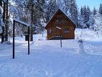 Horní Bečva - chata k pronájmu - 23