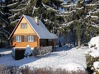 Chata k pronajmutí - zimní dovolená Prostřední Bečva
