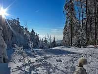 Zima na Bečvách
