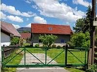 Chalupa ubytování v obci Mštěnovice