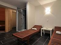 finská sauna - chalupa k pronájmu Trojanovice