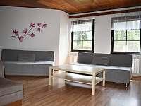 velký apartmán- obývací pokoj - Trojanovice