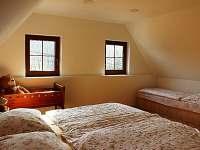 ložnice č.4 - Halenkov
