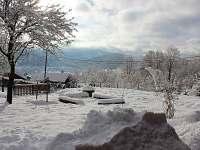 zimní zahrada - Halenkov