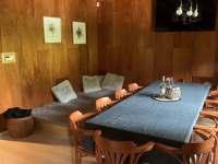 Obývací pokoj/společenská místnost - Dolní Lomná