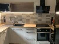 plně vybavená kuchyně - chata k pronájmu Dolní Lomná