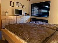 pokoj 3 pro 2 osoby - pronájem chaty Dolní Lomná
