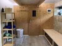 sauna - Dolní Lomná