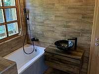 Koupelna Spodní - chata k pronájmu Visalaje