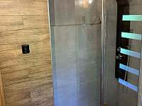 Koupelna Spodní - pronájem chaty Visalaje