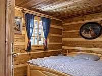 Chalupa- ložnice - k pronájmu Karolinka