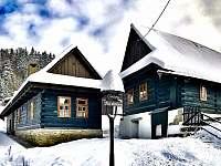 ubytování Ski areál Velké Karlovice - Machůzky Chalupa k pronájmu - Karolinka