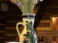 Komora-jizba - pronájem chalupy Karolinka