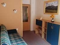 Pokoj č.1 (2+2 osoby) + vlastní koupelna - Ostravice