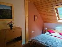 Pokoj č.2 (2+2 osoby) + vlastní koupelna - Ostravice