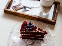 Domácí dort s laté - Vsetín