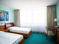 Dvoulůžkový pokoj - oddělené postele - Vsetín