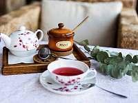 Šálek čaje v kavárně - Vsetín