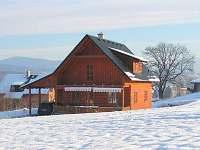 Levné ubytování Koupaliště Zubří Chalupa k pronajmutí - Střítež nad Bečvou