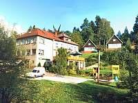 ubytování Sjezdovka Kozubová Penzion na horách - Návsí