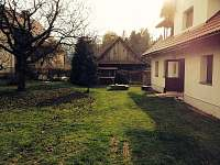 Chalupa na dobrém místě - Prostřední Bečva