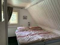 Dvoulůžkový pokoj podkroví - Morávka